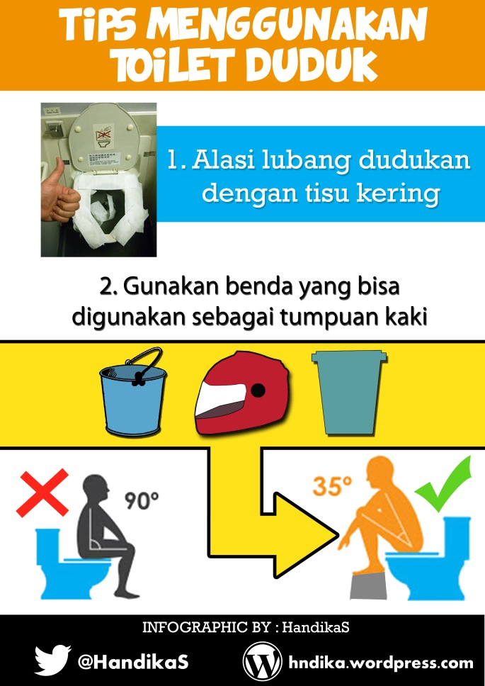 tutorial toilet duduk